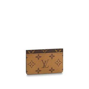 Authentic Louis Vuitton NEW Reverse monogram ID